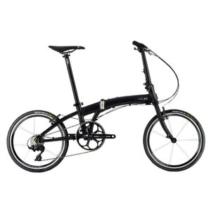 DAHON (ダホン) 2019モデル Mu SLX ドレスブラック 折りたたみ自転車|crowngears