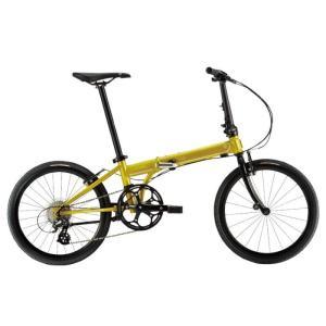 DAHON (ダホン) 2019モデル Speed Falco ライムグリーン 折りたたみ自転車|crowngears
