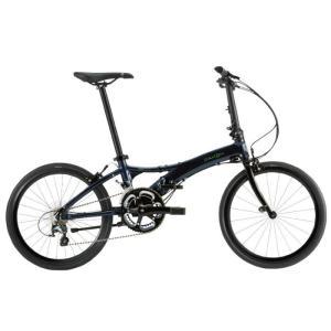 DAHON (ダホン) 2019モデル Visc EVO ミッドナイト 折りたたみ自転車|crowngears
