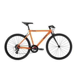 TERN  (ターン) 2019モデル Clutch クラッチ オレンジ サイズ480 (155-165cm) 完成車|crowngears