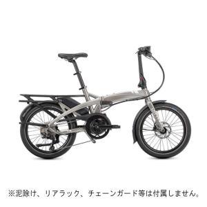 TERN  (ターン) 2019モデル Vektron ヴェクトロン S10 グロスシルバー/マットシルバー 電動アシスト自転車 crowngears