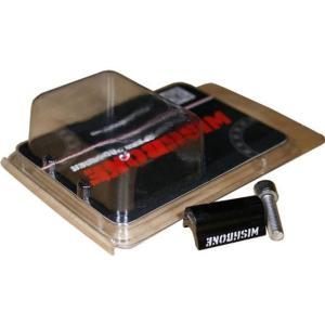 WISHBONE (ウィッシュボーン) FD 7MM ADAPTER フロントディレーラー楕円用アダプター|crowngears