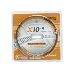 ASHIMA(アシマ)CBS03100 リアクション+シフター インナーケーブル|crowngears