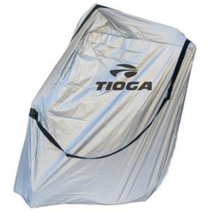 TIOGA(タイオガ) ロード ポッド 輪行袋 シルバー BAR03101|crowngears
