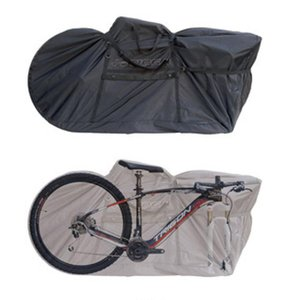 TIOGA(タイオガ) バイクシェル 輪行袋 ブラック BAR03200|crowngears