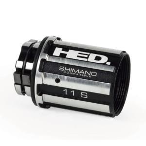 HED(ヘッド) H3用 シマノ11S カセットボディー crowngears