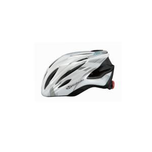 OGK (オージーケー) FIGO フィーゴ レディース シルバーブリーズ サイズS/M スリム ヘルメット crowngears