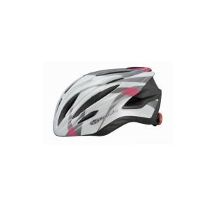 OGK (オージーケー) FIGO フィーゴ レディース ピンクチャーム サイズS/M スリム ヘルメット crowngears