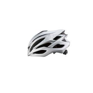 OGK (オージーケー) ZENARD-EX ゼナード マットホワイト サイズL ヘルメット crowngears