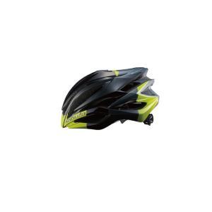 OGK (オージーケー) ZENARD-EX ゼナード ブラックグリーン サイズL ヘルメット crowngears