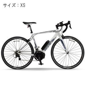 YAMAHA(ヤマハ) 2019 YPJ-R サイズXS ピュアパールホワイト 電動アシスト ロードバイク crowngears