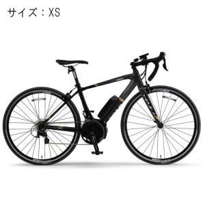YAMAHA(ヤマハ) 2019 YPJ-R サイズXS ソリッドブラック/ダークグレー 電動アシスト ロードバイク crowngears