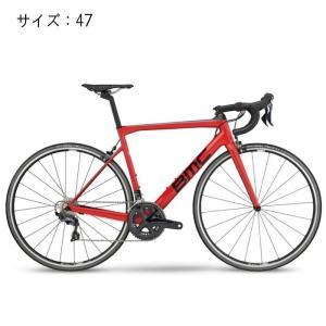 BMC (ビーエムシー) 2018モデル Teammachine SLR01 THREE スーパーレッド サイズ47(167-172cm)ロードバイク|crowngears