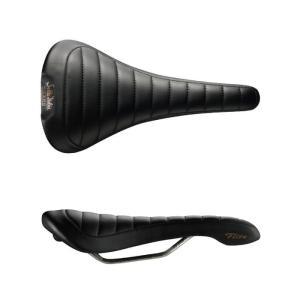 Sella Italia(セラ イタリア) FLITE BONNIE BLACK サドル|crowngears