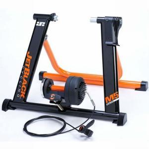 JETBLACK (ジェットブラック) M5 Pro マグネット トレーナー SQR Fitシステム ローラー台 【自転車】|crowngears