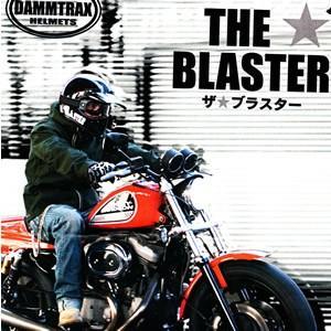 ヘルメット バイク フルフェイス BLASTER ブラスターヘルメット / DAMMTRAX/ダムトラックス/バイク/バイク用/ヘルメット/フルフェイス/オフロード/MX|crowracing2