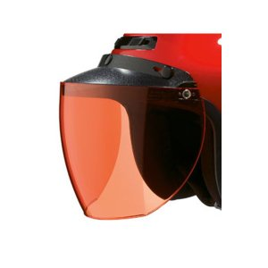 シールド ヘルメット ジェット バイク MXL ユニバーサル3スナップ バイザー付きフリップアップシールド /バイク ジェットヘルメット用シールド|crowracing2