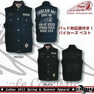 インディアン ベスト INDIAN OIM-087 RONHEAR /ORION ACE/オリオンエース/バイク/オートバイ/ crowracing2