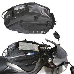 【高性能】RAPID TRANSIT ラピッドトランジット RECON 19 マグネット タンクバッグ / バイク用 バッグ|crowracing2
