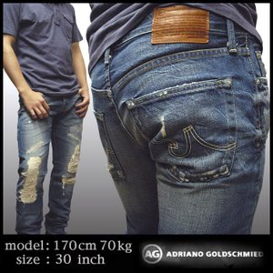 AG Jeans メンズ ジーンズ AG-ed Selvag...