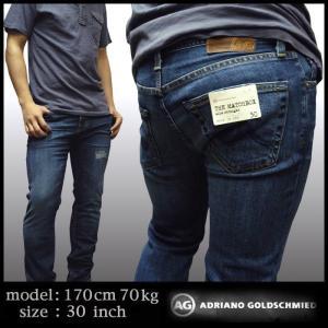 AG Jeans MATCHBOX スリム ストレッチ デニ...