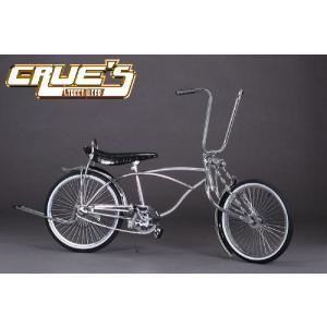 クルーズ ローライダー自転車 EXT カスタム 20インチ 自転車 ビーチクルーザー カスタム チョ...