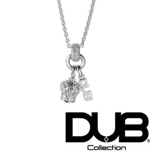 DUB Collection ネックレス Sway Crown Necklace j-287-1 メ...