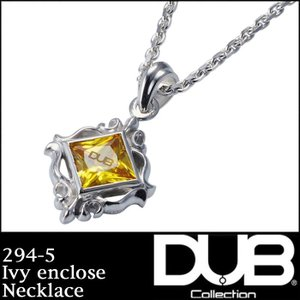 DUB Collection ネックレス Ivy enclose Necklace 294-5(ゴー...