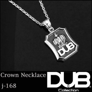 DUB Collection ネックレス Crown Necklace j-168 メンズ ダブジュ...