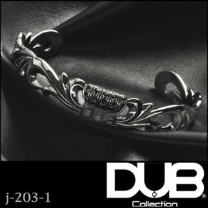 DUB Collection j-203-1 メンズ バングル ブレスレット Raise Spice...