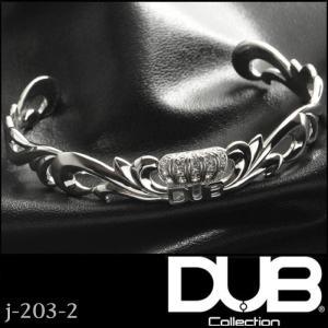 DUB Collection j-203-2 メンズ バングル ブレスレット Raise Spice...