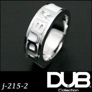 DUB Collection j-215-2 Affectionate Ring ペアリング レディ...