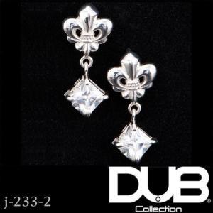 DUB Collection j-233-2 ピアス Magnificent Pierces レディ...