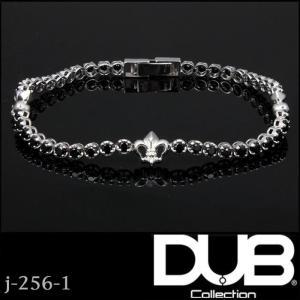 DUB Collection j-256-1 Glittering Lily Bracelet ユニ...