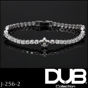 DUB Collection j-256-2 Glittering Lily Bracelet ユニ...