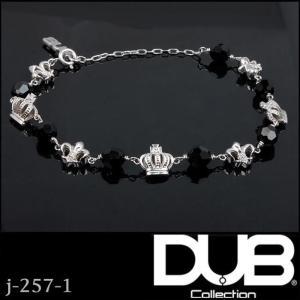 DUB Collection j-257-1 Glittering Lily Bracelet ユニ...