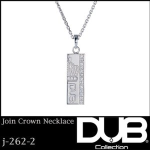 DUB Collection ネックレス Join Crown Necklace j-262-2 レ...