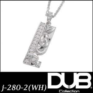 DUB Collection ネックレス Polaris Necklace j-280-2 (WH)...