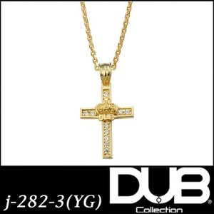 DUB Collection ネックレス Shine crown Necklace j-282-3 ...