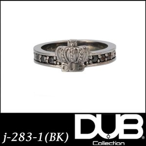DUB Collection 指輪 Shine crown Ring j-283-1 メンズ レディ...