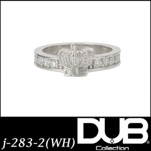 DUB Collection 指輪 Shine crown Ring j-283-2 メンズ レディ...