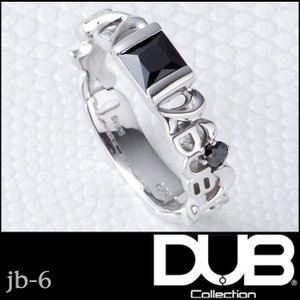 DUB Black Collection jb-6 Thrive スライブリング メンズ RING ...