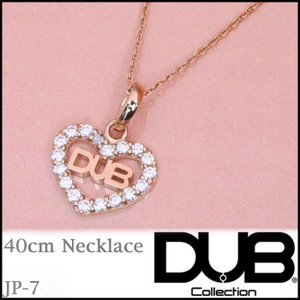 DUB Collection Sweet jp-7 ネックレス Open heart Necklac...