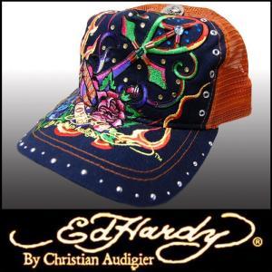 エドハーディー キャップ 【200種類の品揃え】 Ed Hardy Cap ストーン スタッズ メンズ レディース ファッション 雑誌 掲載 ブランド 帽子 スタイル セール|crs