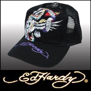 エドハーディー キャップ 【200種類の品揃え】 Ed Hardy Cap NYC ブラック メンズ レディース ファッション ブランド 帽子 セレカジ カジュアル スタイル セール|crs
