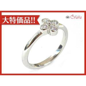 ティファニー ベゼルセットリング 4Pダイヤ...の関連商品10