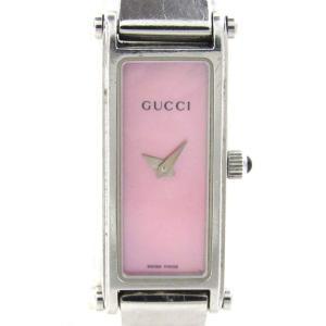 8fec9d6bf6d1 グッチ 時計 レディース 中古 ブレスレット(レディース腕時計)の商品 ...