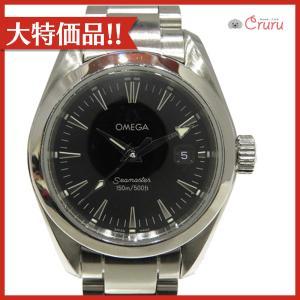 オメガ シーマスター アクアテラ/腕時計/レディース ステンレススチール(SS) 2577.50 ランクA|cruru