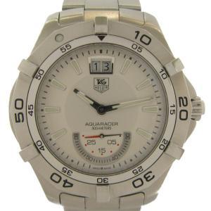 タグ・ホイヤー アクアレーサー 腕時計/メンズ ステンレススチール(SS) WAF1011 ランクA|cruru