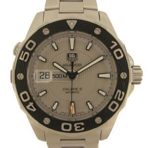 タグ・ホイヤー アクアレーサー 腕時計/メンズ ステンレススチール(SS) WAJ2111 ランクA|cruru